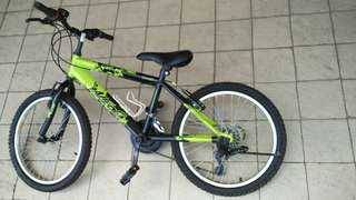 "Aleoca Neosif 20"" bicycle"
