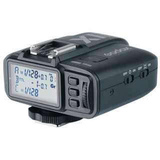 Godox X1T-C 2.4GHz i-TTL Wireless Transmitter Trigger For CanonDSLR