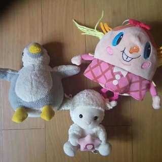 SALE Plush Toys Stuffed