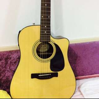 fender CD-60CE電木吉他