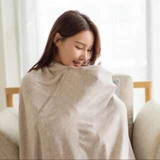全棉加大多功能哺乳圍巾/餵奶巾