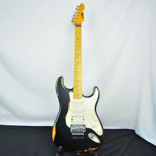 LTD ST-203FR 黑色 小搖座電吉他*現金收購 樂器買賣 二手樂器吉他 鼓 貝斯 電子琴 音箱 吉他收購