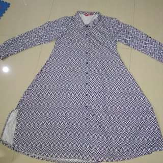 Blouse tunic dauky