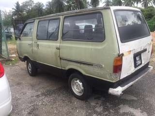 Datsun C20