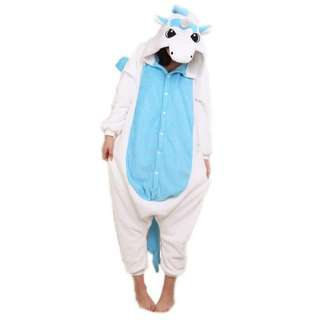 Blue Unicorn Onesie 🦄