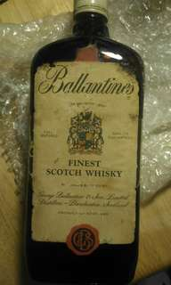Ballantine's Scotch Whiskey (約40年)