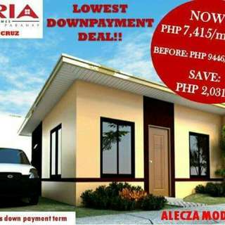 Bungalow in Bria homes tanza