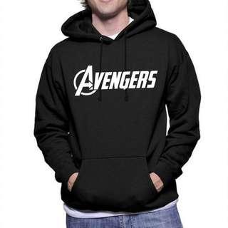 sweater hoode avengers