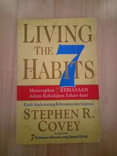 Buku 7 habits - stephen covey