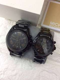 Michael kors Couple Authentic (black)