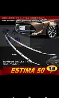 Toyota Estima Front Grille for 2016 New Model