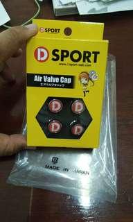 D-Sport Air Valve