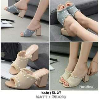 Sandal Heels Wanita DL 27