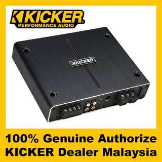 KICKER Q-Class Mono Class D Amplifier, 1000W - IQ1000.1