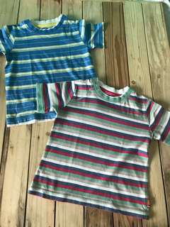 Preloved Mothercare shirts