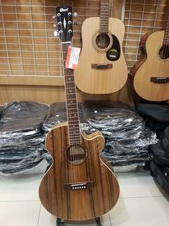 Dijual Credit Cort Gitar Ascoustic AF-510E-OP Cukup Bayar Admin 199