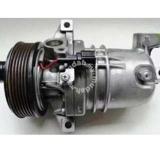 compressor aircond grand livina 1.8