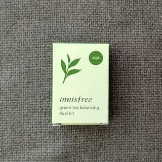 Innisfree Green Tea Balancing Dial Kit