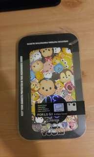原裝disney LG G3 手機電話套 tsum tsum