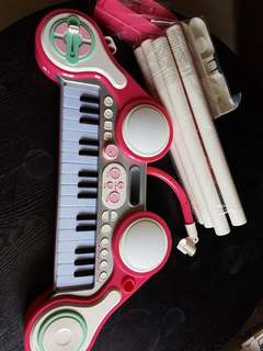 ELC Keyboard music set