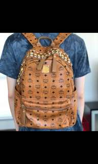 SALE MCM STARK BACKPACK