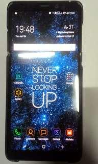 Samsung A8+ 64gb Black