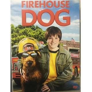 DVD - Firehouse Dog