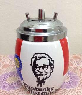 KFC coin bank #Ramadan50