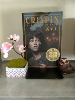 Crispin: The Cross of Lead by Avi