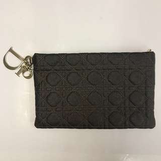 Christian Dior Polyester Pouch