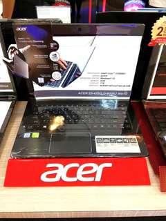 Bunga 0% Tanpa CC ACER ES.476G.i3 Kredit Proses 3 menit
