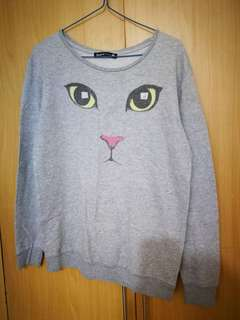 SHANA Cat Sweater
