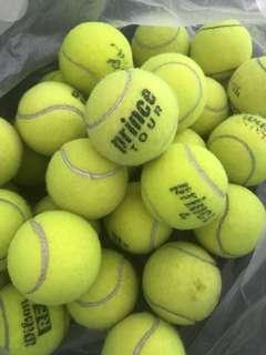 30 Tennis Balls 🎾 for 15$
