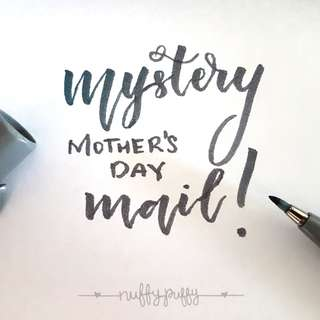Mystery Mother's Day Mail!