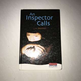 An Inspector Calls by J. B. Priestly