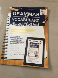 BN P3 EL Grammar & Vocabulary Assessment