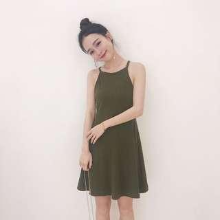 [PO] Bare Back Dress