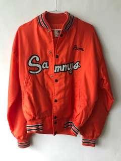二手-日本古著店帶回的棒球外套