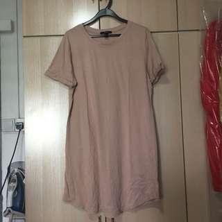 Nude Pink Dress
