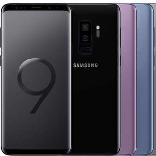 (BNIB) Samsung S9+ 64GB Local Set