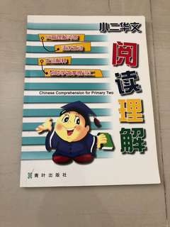 P2 Chinese Comprehension Assessment (lightly used)