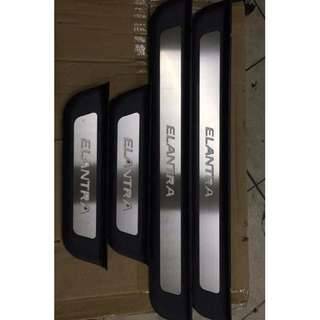 Hyumdai Elantra ABS LED Side Step Door Step