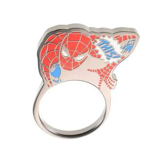 Japan Disneystore Disney Store Marvel Spider-Man 01 Comic Ring