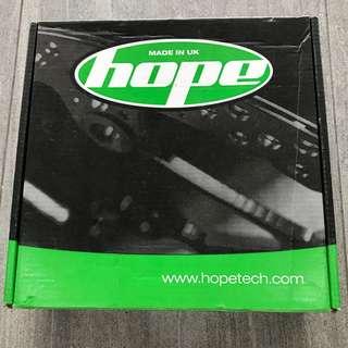 Hope Tech 3 E4 Brakeset