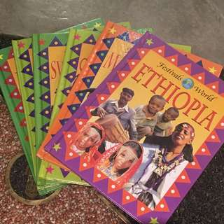 Festivals of the World (Educational Books)