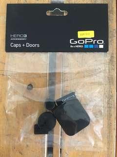 GoPro Hero3 Caps & Doors