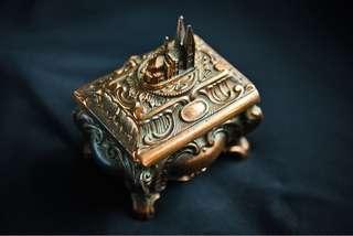 古董西德音樂盒 Antique Music Box