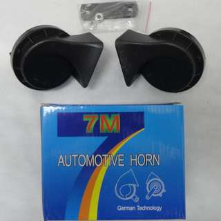 7M AUTOMOTIVE HORN