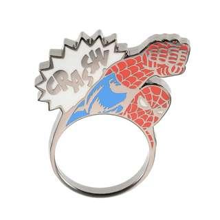 Japan Disneystore Disney Store Marvel Spider-Man 02 Comic Ring