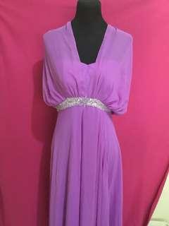 Infinity Dress Pluz Size